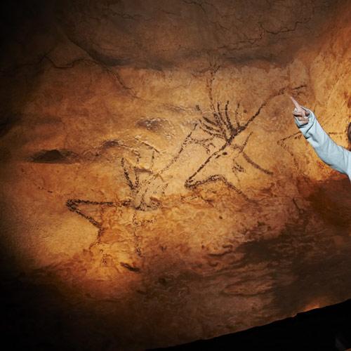 Fac-similé de la grotte de Lascaux, Montignac en Périgord noir